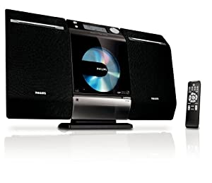 Philips MCM275/05 MP3/WMA Micro Hi-Fi System