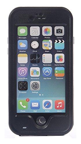 XGUARD™ iphone 6 plus 防水 ケース 防塵 衝撃 防水防塵耐衝撃 耐衝撃 衝撃 手帳 カバー かわいい 5.5 inch ブランド 手帳型 ストラップ case pink フィルム 全面 シリコン スタンド