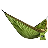 Camco 51240 Double 400lb Capacity Camping Hammock - Green/Olive