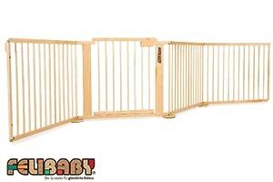 ONE4all 1+3 - Barrera de seguridad para puertas y escaleras, sistema modular y flexible