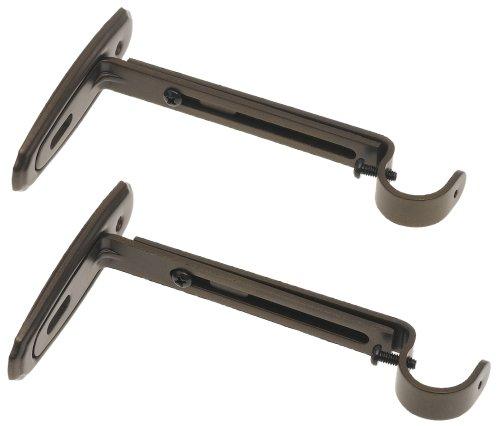Umbra Extension Bracket  7-Inches, Powder Bronze