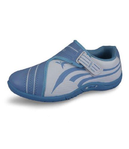 LANCER-Women-Pari-33-Blue-Synthetic-Sneakers