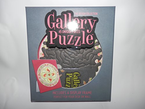 Gallery Puzzle the Design Collection 45 Unique Puzzle
