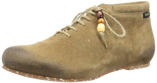 Jonny's Womens ROCIO Boots Brown Braun (HELL BRAUN) Size: 6 (39 EU)