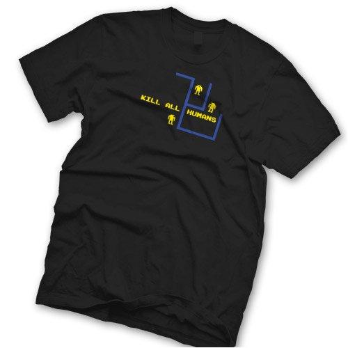 Kill all Humans - Adult T-Shirt
