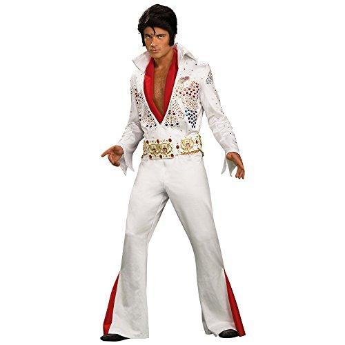 Men's Elvis Grand Heritage Costume S