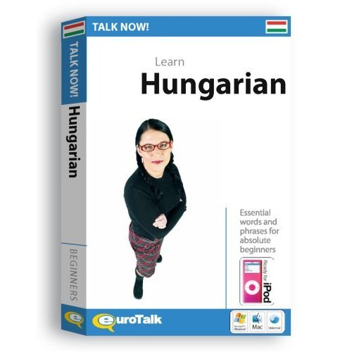 Talk Now Learn Hungarian - Beginning Level Old VersionB0000899NU