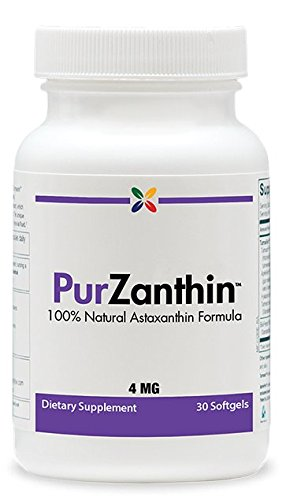 Stop Aging Now PurZanthin Natural Astaxanthin Formula, 1-Pack (Natural Aging compare prices)