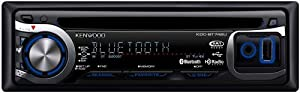 Kenwood KDC-BT742U WMA/MP3 CD Receiver with Built-in Bluetooth and Satellite/HD Radio/iPhone Ready