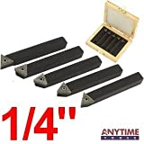 Anytime Tools 5 Piece 1/4