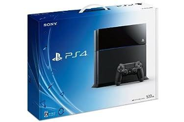 PlayStation 4 ジェット・ブラック 500GB (CUH-1000AB01)