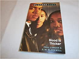 bluford high blood is thicker book review