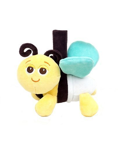 Babee-Talk-Eco-Buds-Take-Along-Pals-Bee-Baby-Toy