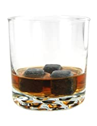 Spirit Stones Premium Chilling Stones- Great for Sipping and Chilling Whiskey and Liquor, Made of 100% Soapstone...