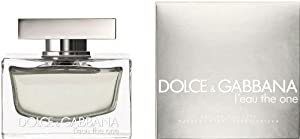 Dolce & Gabbana L'eau The One by D&G 75ml 2.5oz EDT Spray