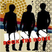 Jonas Brothers Beverage Napkins 16ct