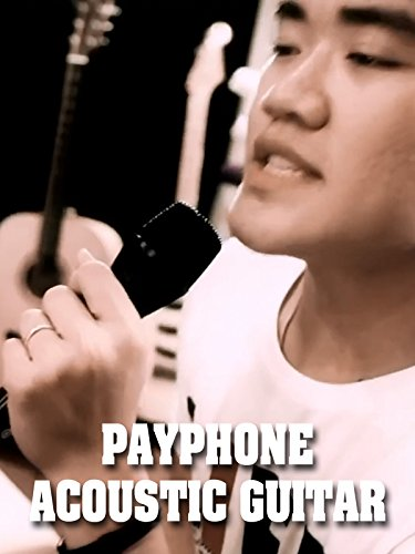 Payphone - Acoustic Guitar Cover
