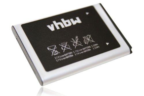 AKKU LI-ION passend für SAMSUNG S3100 S 3100 ersetzt BST3108BE, AB043446BC, AB043446BE, AB043446LE, BST3108BC, BST3108BE