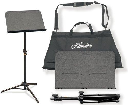 Hamilton KB90 Traveler II Symphonic Music Stand with Bag