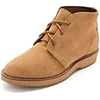 Wolverine 1000 Mile Palmer Suede Chukka Men's Boots (Camel)