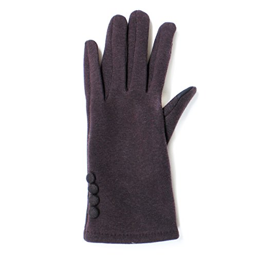 ll-womens-touch-screen-gloves-for-smartphone-texting-fleece-lined-many-styles-small-medium-brownbutt