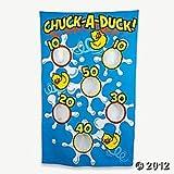 Chuck-A-Duck Bean Bag Toss Game