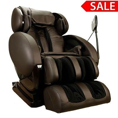 Infinity IT-8500 Shiatsu Zero Gravity Massage Chair (Brown)