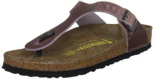 Birkenstock Women's Gizeh 812 UK151 Rose Taupe Slides Sandal 5 UK 38 EU