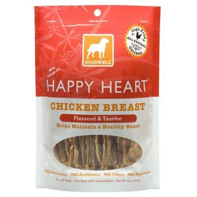 Happy Heart Chicken Jerky Dog Treat Quantity: 5-Oz front-301780
