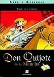 Don Quijote de la Mancha - Colección Leer y Aprender (Em Portuguese