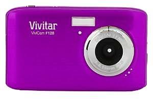 Vivicam F128 Hd 14.1 Mega Pixels Digital Camera Purple