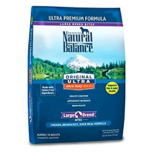 Natural Balance Whole Body Health - Large Breed Dry Dog Food - Chicken - 30 Lb - 0 Ct - 0 Pk