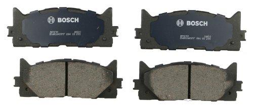 Bosch BP1293 QuietCast Premium Disc Brake Pad Set (2007 Camry Bosch Brake Pads compare prices)