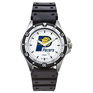 NBA Indiana Pacers Option Sport Watch by Logo Art