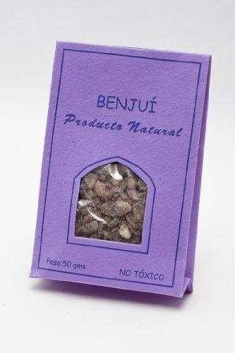 Resina de Benjuí en gránulo. 50 gr.