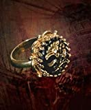 Pirates of the Caribbean: Jack Sparrow Button Ring Replica