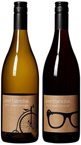 Portlandia Pinot Mixed Pack (2Nd Edition), 2 X 750 Ml