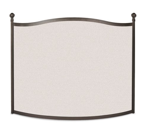 Black Friday Pilgrim Home And Hearth Ball And Claw Fire Screen Cheap Best Price