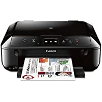 2-Pk. Canon PIXMA MG6820 Color Inkjet All-in-One Printer