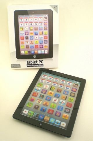 New Improved 2014 Tablet I Can Learn Pad Computer Educational Toy Y-pad