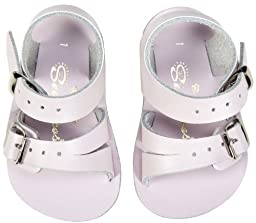 Salt Water Sandals by Hoy Shoe Sea Wees,Pink,2 M US Infant