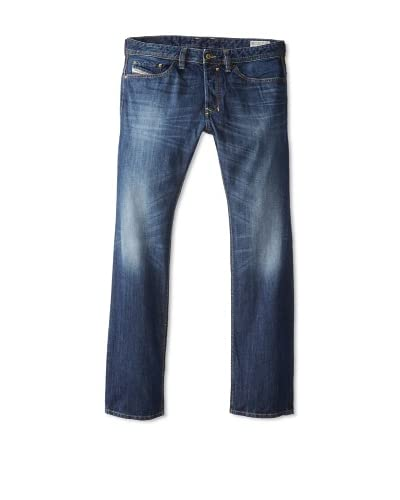 Diesel Men's Classic Fit Safado Jeans