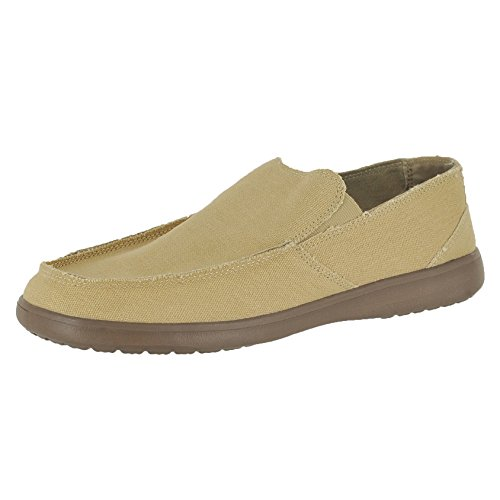 Island Surf Men's Pinto Casual Shoe,Tan,8.5 M US