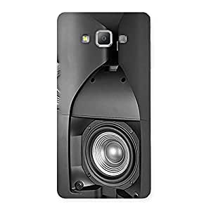 Base Speaker Back Case Cover for Galaxy A7