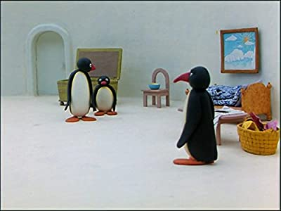 Pingu's Curling Party