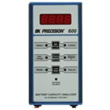 BK Precision 600 Battery Capacity Analyzer, 20V Max Input Voltage