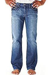 Lucky Brand Apparel Men's 361 Vintage Straight Jeans Nirvana