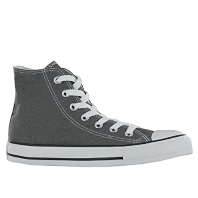 Converse All Star Specialty Hi Charcoal Womens Trainers Size 7 UK