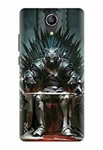 Noise Designer Printed Case / Cover for Intex Aqua Freedom / Patterns & Ethnic / Game Of Thrones Design