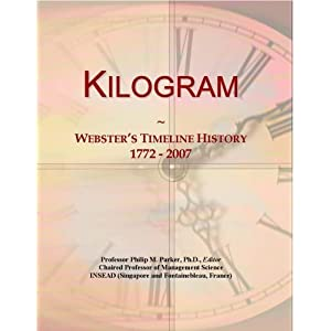 Kilogram History | RM.